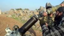 İDLIB - Suriye'de Rejim Güçleri Ebu Zuhur'dan Uzaklaştırılıyor