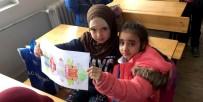 Suriyeli Öğrenciler Okullarda Misafir Edildi