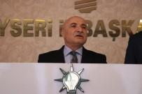 İSMAİL TAMER - Tamer'den 'OHAL' Açıklaması