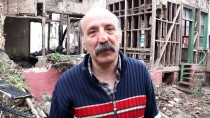 Tarihi Ahşap Binaya Zorunlu 'Elle' Yıkım