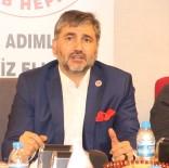 SAĞLIK TURİZMİ - Termal Sağlık Turizmi Kongresi Sivas'ta Yapılacak