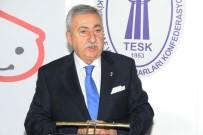 ELEKTRİK ZAMMI - TESK Genel Başkanı Bendevi Palandöken Açıklaması