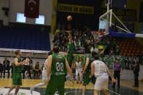 PETKIM - Türkiye Basketbol 1. Ligi Açıklaması Petkim Spor Açıklaması 64 - Bursaspor Durmazlar Açıklaması 83