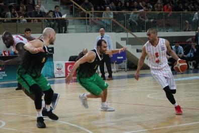 Türkiye Basketbol Lig Açıklaması Yalova Group Belediyespor Açıklaması 104 - Akhisar Belediye Açıklaması 101