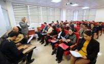 KLASİK TÜRK MÜZİĞİ - Üniversitede Türk Müziği Korosu Çalışmalarını Sürdürüyor