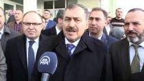 ORMAN VE SU İŞLERİ BAKANI - 'Uzun Dönem Ortalamalarına Yakın Yağış Bekliyoruz'