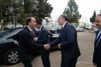 Vali Ve Büyükşehir Belediye Başkanı Dicle Elektrik'i Ziyaret Etti