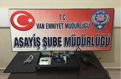 Van'da 64 Hırsızlık Ve Yankesicilik Olaylarıyla İlgili 14 Şüpheli Tutuklandı