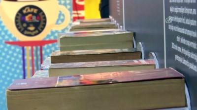 'Yasaklanmış Özgür Kitaplar Sergisi' Açıldı