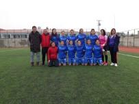 1955 Batmanspor Kadın Futbol Takımı Play Off'u Garantiledi