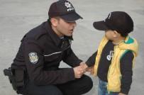 2 Yaşındaki Baki'nin Hayali Polis Olmak