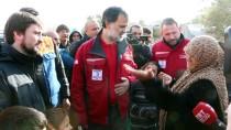 TÜRK KıZıLAYı - AFAD Başkanı Güllüoğlu Ve Türk Kızılayı Genel Müdürü Altan İdlib'de