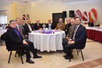 MUSTAFA YEL - Albayrak, Elektrikçiler Ve Elektronikçiler Odasının Olağan Kongresine Katıldı
