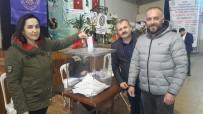 MEHMET TÜRKMEN - Ali Özcan 6. Kez Başkan Seçildi