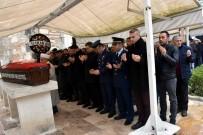 PARAŞÜTÇÜ KOMANDO - Aliağalı Kıbrıs Gazisi Son Yolculuğuna Uğurlandı