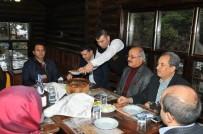 Başkan Akkaya'dan, İlçe Protokolüne Herse İkramı