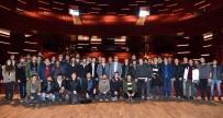 Başkan Altay, Geleceğin Mühendislerine Deneyimlerini Aktardı