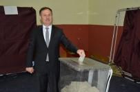 ESNAF VE SANATKARLAR ODASı - Başkan Cemal Paşalıoğlu Güven Tazeledi