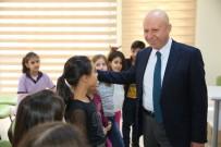 BAĞLAMA - Başkan Çolakbayrakdar, Kocasinan Akademi'de Çocuklarla Birlikte