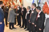 Başkan Eşkinat Tekirdağ Şoförler Ve Otomobilciler Esnaf Odası'nın Genel Kuruluna Katıldı