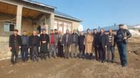GÜBRE - Başkan Kılıç'tan Köy Ziyaretleri