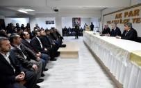 NEDIM TUNCER - Başkan Mustafa Tuna Polatlı'da