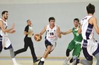ANKARA ARENA - Basketbol Gençler Ligi Açıklaması TED Ankara Kolejliler Açıklaması 74 - Darüşşafaka Basketbol Açıklaması 80