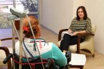 KARABAĞ - Bayraklı'da Engellilere Psikolojik Destek