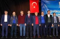 ERZURUMSPOR - BB. Erzurumspor'un Yeni Başkanı Mevlüt Doğan Oldu