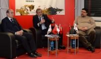 İBRAHIM BURKAY - BTSO Başkanı Burkay Açıklaması 'Türkiye, Hakkını Koruyup Savunduğu İçin Rahatsızlık Uyandırıyor'