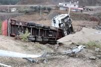 AĞIR VASITA - Bu Kazadan Sağ Çıktı