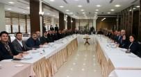 MURAT YILDIRIM - Büyük Buluşma Öncesi Hazırlıklar Masaya Yatırıldı