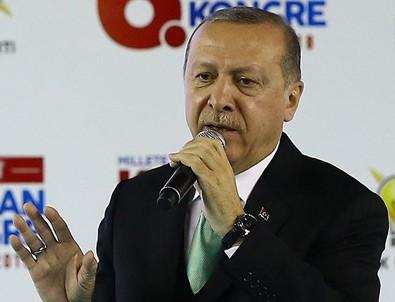 Cumhurbaşkanı Erdoğan: Afrin için de aynı şeyi söylüyoruz, bir gece ansızın gelebiliriz
