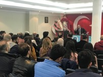 'Devlet, Millet Ve Milliyetçilik' Konulu Konferans