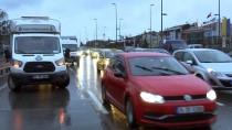 OKMEYDANI EĞİTİM VE ARAŞTIRMA HASTANESİ - Eyüpsultan'da Trafik Kazası Açıklaması 1 Yaralı