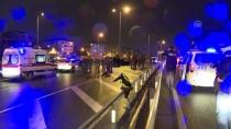 AVRASYA TÜNELİ - İstanbul'da hareketli saatler