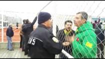 BIBER GAZı - Gaziantep'te Amatör Maçta Kavga