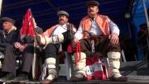 FESTIVAL - Germencik'te Deve Güreşleri Festivali Yapıldı