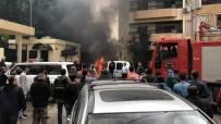 MÜLTECI - Hamas Yetkilisinin Aracında Patlama