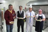 ÖNDER COŞĞUN - Havran Kaymakamı Aydın Geleneksel Türk Mutfağı İçin Mutfağa Girdi