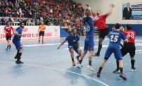 ÇETIN ÇELIK - Hentbol 2019 Dünya Şampiyonası Avrupa Elemeleri Açıklaması Türkiye Açıklaması 24 - Yunanistan Açıklaması 23