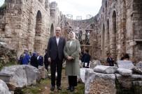 MÜNIR KARALOĞLU - 'Herakles Lahdi Antalya'ya Büyük Prestij Kazandırdı'