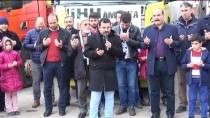 CİLVEGÖZÜ SINIR KAPISI - İHH'dan Suriye'ye İnsani Yardım