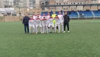 GÖLDAĞı - İnönü Üniversitesi Sahasında Şehitkamil Belediyespor'a Yenildi