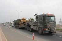 Irak Sınırından Suriye Sınırına Sevkiyat