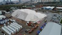 İŞ MAKİNESİ - İstanbul'da Kar Hazırlığı Tamam
