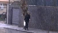 METEOROLOJI GENEL MÜDÜRLÜĞÜ - İstanbul'da Kar Yağışı Başladı
