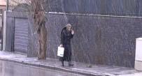 METEOROLOJI GENEL MÜDÜRLÜĞÜ - İstanbul'da Kar Yağışı