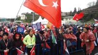 ÖMER KARAOĞLU - İstanbullular Kudüs İçin Koştu