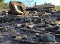 BARBARA - Kaliforniya'da Sel Ve Heyelanda Hayatını Kaybedenlerin Sayısı 20'Ye Yükseldi